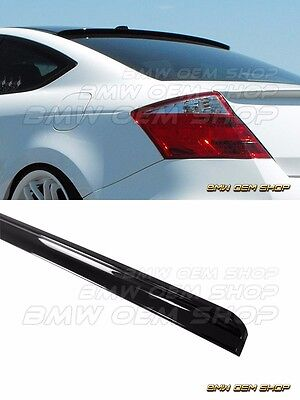 ALL COLOR  SK DESIGN ROOF SPOILER WING FOR HONDA ACCORD 8 COUPE 2D 2008 2009