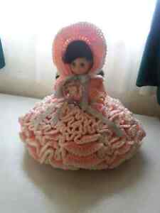 Hand made Bed dolls