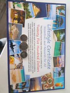 Travel certificate take it for cheap!!