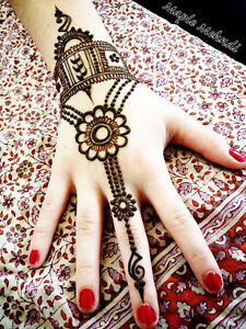 Henna For Christmas, parties and wedding Cambridge Kitchener Area image 2