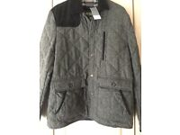 Men's coat from Burtons large