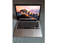 """MacBook Pro 2015 Retina 13"""" Core i5 2.9GHz 8GB RAM 500GB SSD. 26 Battery cycle count."""
