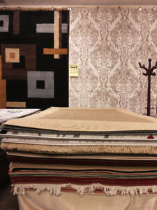 big collections of Area rugs in Kingston !