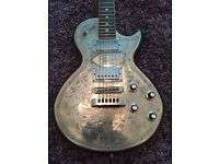 Tin Pan Alley Guitars Zemaitis tribute guitar ! Reduced for quick sale ! Offers welcome !