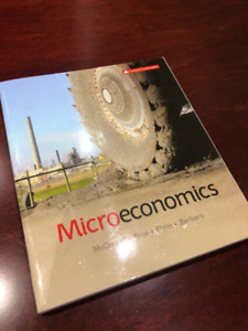 Microeconomics Textbook - 14th Edition