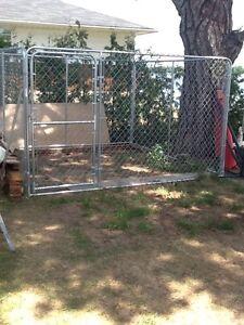 10 x 10 Dog Kennel