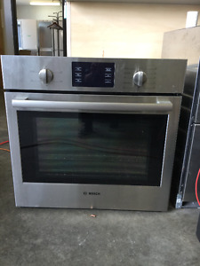 Beautiful Rare Stainless Steel Wall Oven (Bosch)