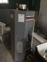 Brock IB-32-OA Oil Furnace For Sale - MINT!