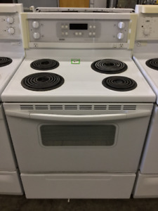 Kenmore White Coil Top Stove