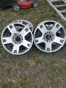 Rims for ford f150
