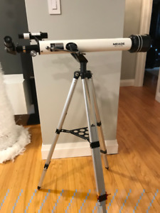 Meade Altazimuth Refracting 60mm Telescope