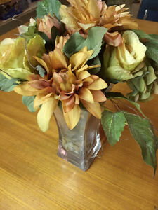 Flower Silk Fall Bouquet 15 inches