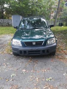 Honda cr-v lx 1997