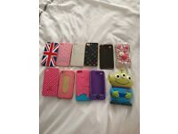 Iphone 4 cases 11 cases for £10
