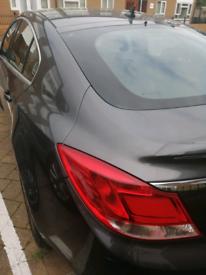 Vauxhal insignia exclusive