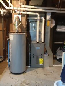 Furnace and hot water installation Edmonton Edmonton Area image 3