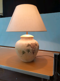 Searchlight table lamp