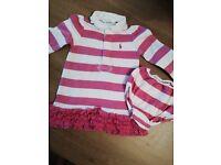 Genuine Ralph Lauren baby girls dress