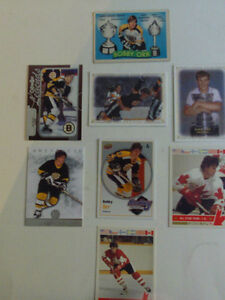 CARTES DE HOCKEY DE BOBY ORR DES BRUINS DE BOSTON