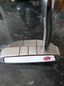 Rossi white hot mallet putter