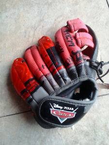 Child's Disney's Cars Baseball Glove