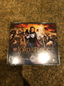 Lord of the Rings Return of the King PC