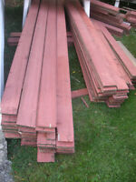 Pressure Treated Fence Boards