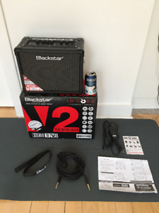 Amplificateur guitare BLACKSTAR 2
