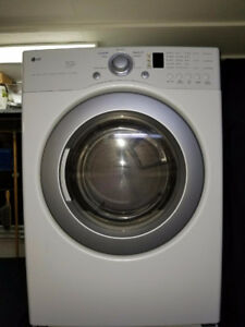 Duo laveuse sécheuse frontal superposable LG washer dryer