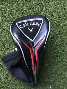 Callaway Razr X Black Ti Driver Head Cover