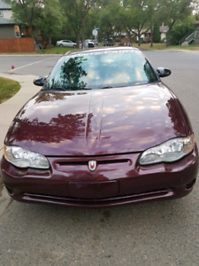 """""""2004 Monte Carlo"""" Low Km $5000 Only"""
