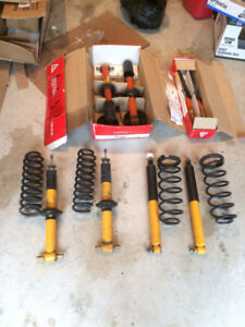 FACTORY SHOCKS/STRUTS/SPRINGS FOR 93-02 CAMARO/FIREBIRD