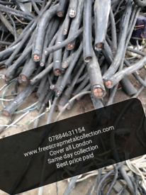 Wanted Scrap Metal Free Collection / Rubbish Removals 24/7 All London