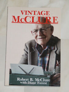 1988 book 'Vintage McClure' by Robert B. McLure with D. Forrest