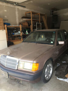 Mercedes 190E, 1993  for Sale