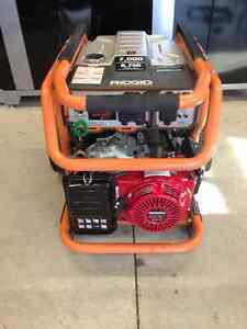 Rigid 7000 Watt Generator