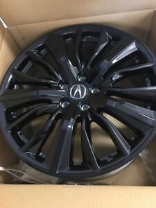 "ACURA TLX 19"" OEM Wheels"