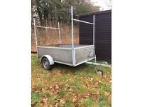 Small packing trailer