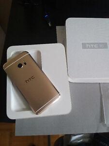HTC 10 GOLD MINT