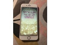IPhone 6s - rose gold - 128gb - UNLOCKED