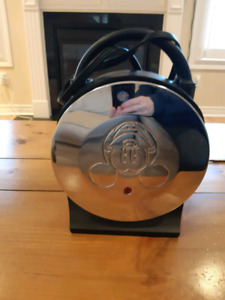 Brand new! Mickey Mouse Waffle Maker