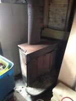 Older wood stove for barn or shed