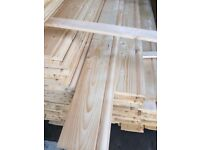 """New timber 6"""" X 17 ft skirting board"""