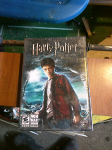 Harry Potter and the Half Blood Prince Mac DVD ROM