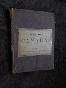 Antique Books and Maps