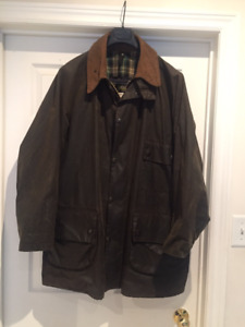 Barbour Solway Zipper Jacket XXL