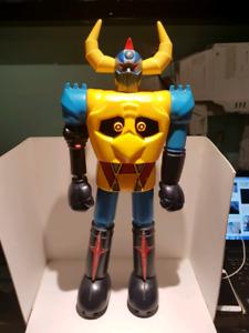 """GAIKING jumbo 24"""" 1977 Mattel"""