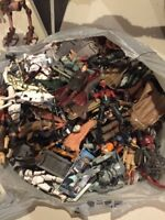 Star Wars Action Figures + Ships