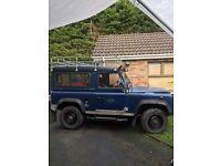 1993 Land Rover Defender 90 2.5 4c sdi