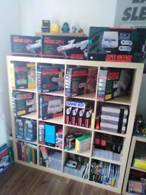 WANTED: Nintendo retro consoles & games